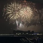 Winter Fireworks Display Grand Pier Prime Views