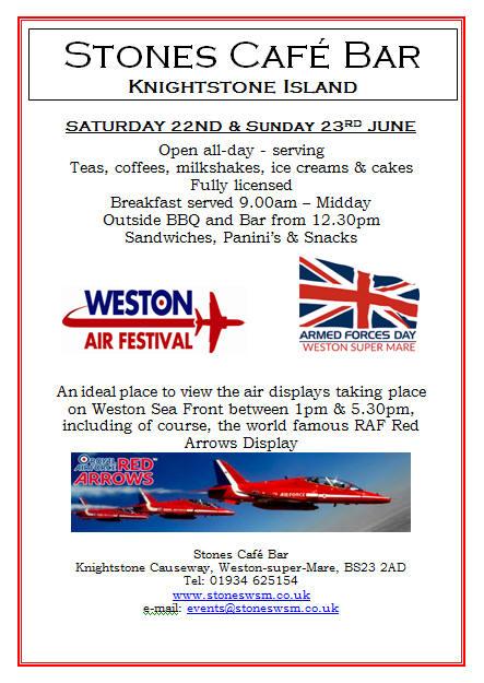 Weston Air Festival 2019