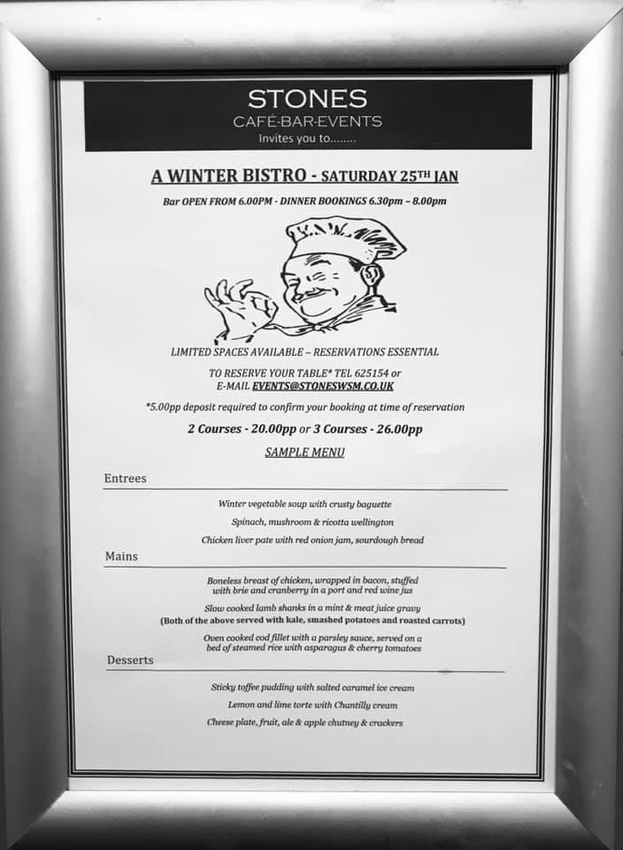 Winter Bistro Night