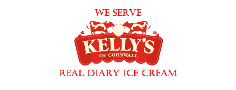 Kellys Ice Cream in Weston-super-Mare Somerset