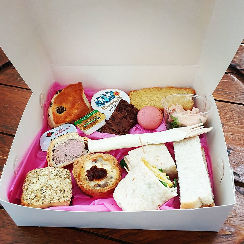 Afternoon Teas to Takeaway