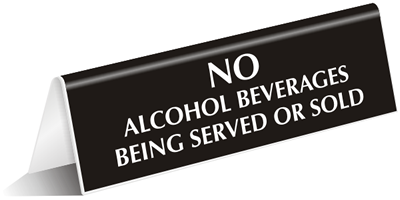 No Alcohol Covid Guidelines