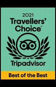 2021 Travellers Choice Award Winners Best
