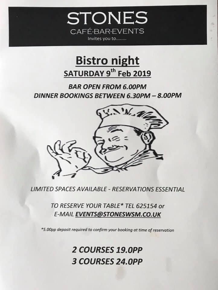 Bistro Nights 2019