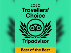 Travellers Choice Best of the Best 2020