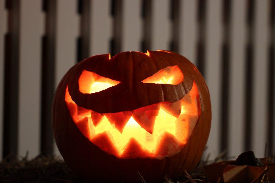 Childrens Halloween Menu Trick or Treat